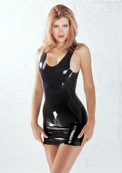 latex_mini_dress_black_sharon_sloane