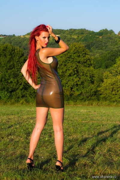 smoke-latex-dress